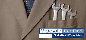 QualCorp, Inc. is a Gold Level Certified Microsoft Solution Provider